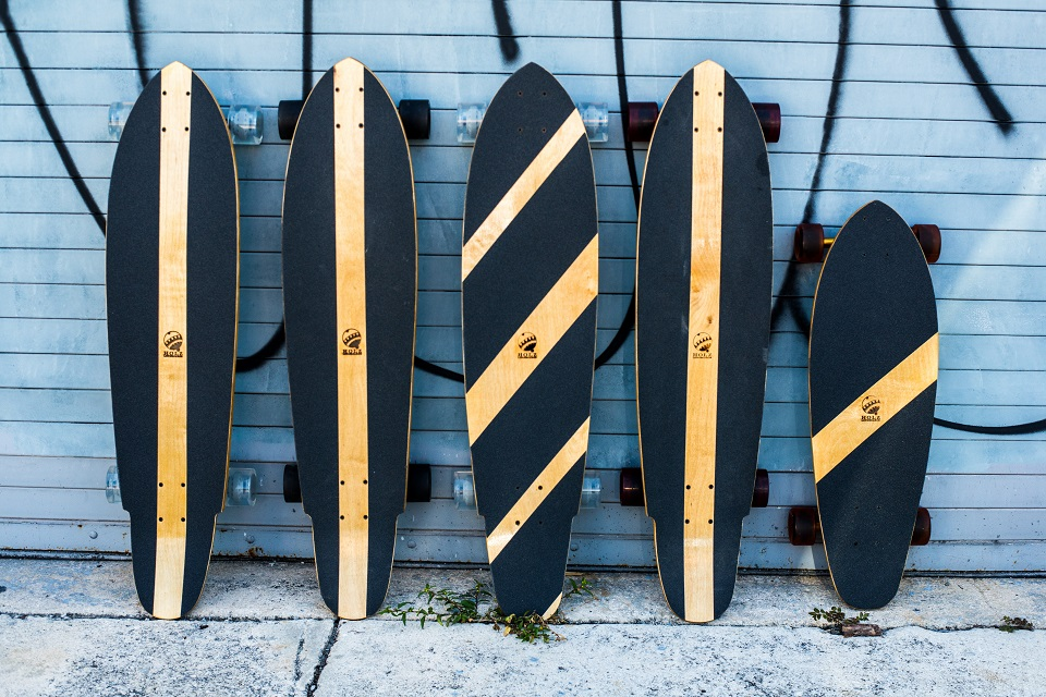 how to build your own longboard