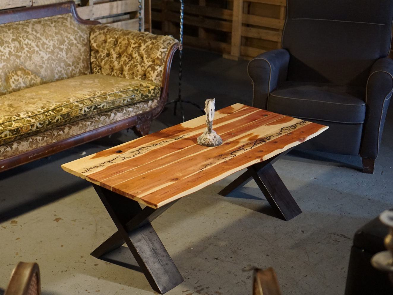 Cedar Coffee Table Holz Longboard Co