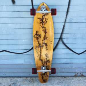 Low rider cruiser longboard