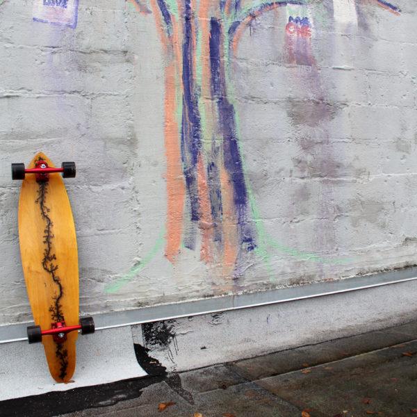 Holz Cruiser Longboard 614